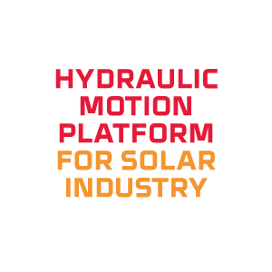 Hydraulic Motion Platform Global Online Auction