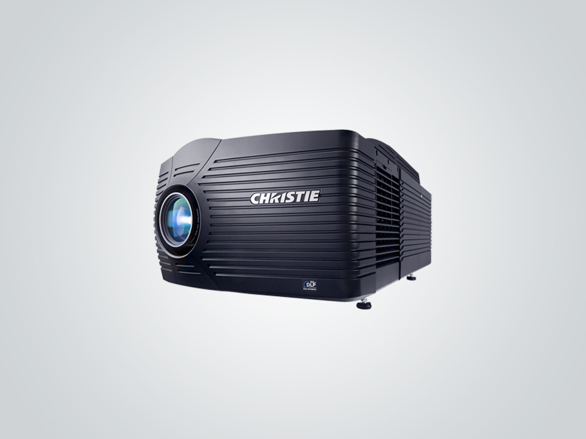 Featured Product - Christie D4K3560 High Frame Rate 3-Chip DLP 4K Projector