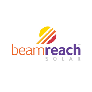 Beamreach Solar logo