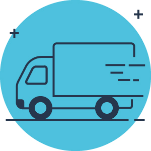 Logistics and Warehousing icon